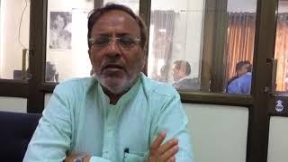 'People of Gujarat are disenchanted by BJP' - Arjun Modhwadia