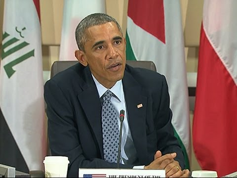 Obama, Allies Plot Anti-ISIS Strategy News Video