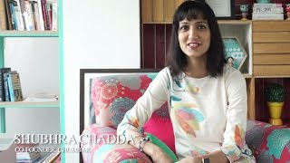 I have to and I love to read 'The Economic Times', says Shubhra Chadda, Co-Founder, Chumbak