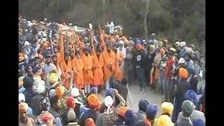 गुरू का लाहौर में धूमधाम से मनाई गई बसंत पंचमी