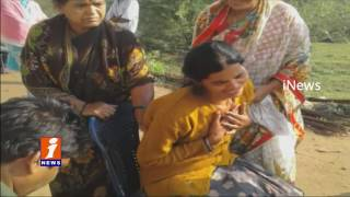Woman Suspicious Death in Khammam | Parents Alleges its Murder | iNews