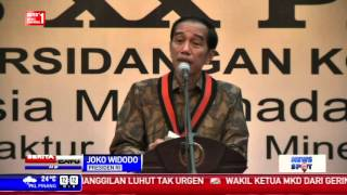Jokowi Imbau Masyarakat Tidak Cemas Hadapi MEA