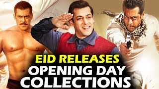 Tubelight BECOMES Salman's Lowest Eid Box Office Collecion