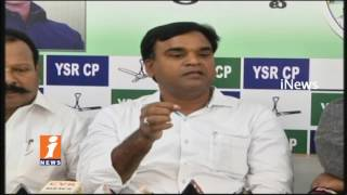 YSRCP MLA Amjad Basha Serious Comments On AP CM Over Narayana Reddy Murder Issues | iNews