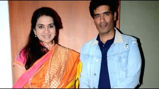 Manish Malhotra @ Press Conference For Cancer Patient's Aid Association