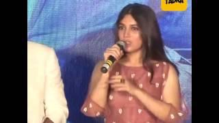 Bhumi Pednekar calls Ayushman Khurana BRO!