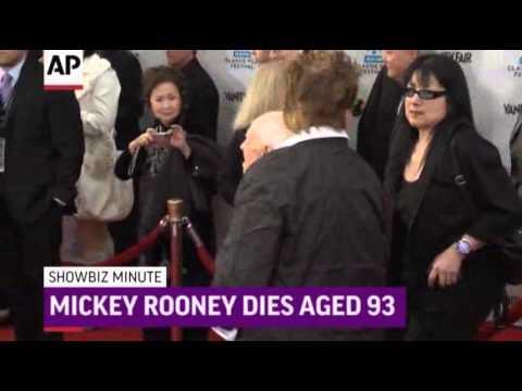 ShowBiz Minute- Rooney, ACMs, Noah News Video