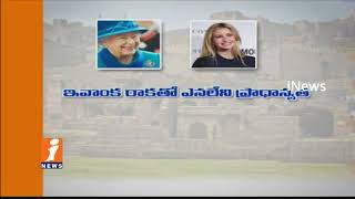 Special Arrangements In Golconda Fort For Ivanka Trump Visits | Special Story | iNews