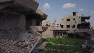Iraq's Hamdaniya suffering months after IS run out