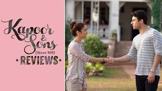 Rahul Goes To Tia's House   Movie Review   Kapoor & Sons   Fawad Khan, Alia Bhatt