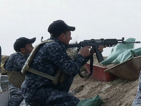 Iraq Forces Resume Fight for Tikrit News Video