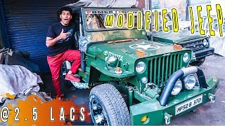 Jeep/Thar Market | Buy Customised Jeeps @RS 2Lakhs