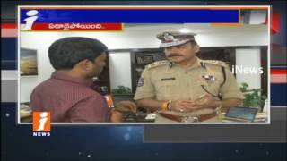 SIT Chief Anjani Kumar Face To Face On Gangster Nayeem Case | iNews