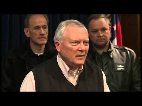 Atlanta Governor Provides Updates After Storm News Video