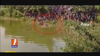 Road Accident in Bihar | Bus Falls in River | 4 Died | iNews