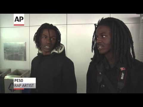 Aspiring American Rappers Travel to North Korea News Video