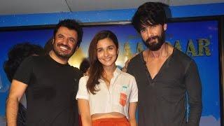 Neend Na Mujhko Aaye | Song Launch | Shaandaar | Shahid & Alia