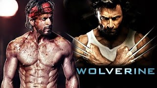 Shahrukh Khan Can Play WOLVERINE, Says Hugh Jackman (Logan Star)
