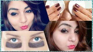 Remove DARK CIRCLES at Home Part 1| MAGICAL Remedy for Dark Circles | COLLAB with Simply Saumya