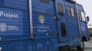 Mobile Pediatric Clinic Arrives to Aid Flint News Video
