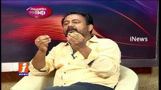 Gautamiputra Satakarni and Khaidi No 150 Writer Sai Madhav Burra Interview   Eevaram Athidi   iNews