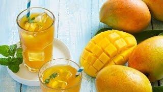 Mango cold drink recipe