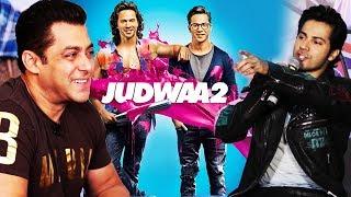 Salman Promotes Varun's Judwaa 2, Varun Thanks Salman For Judwaa 2