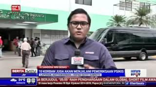 10 Sandera Abu Sayyaf Jalani Pemeriksaan di RSPAD Gatot Subroto
