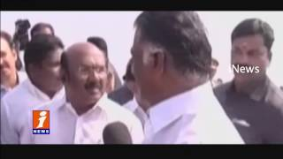 Marina Beach Cleaning Up | Officers Says It Needs One Week Time | Tamil Nadu | iNews