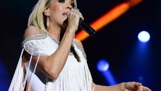 Underwood Joined by Lambert for Surprise Duet - News Video