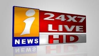 I News Telugu Live | Telugu News Channel Live | I News