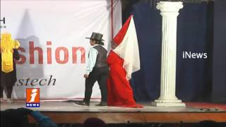 Fashion Show | Designing Students Make New Trends For Youth | Hyderabad | iNews