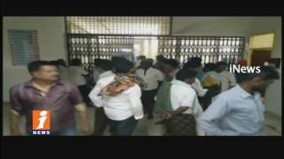 Son Assassinate His Father Over Harassments His Mother In Nandyal | Kurnool | iNews