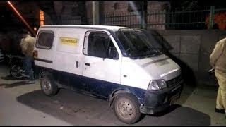 दिल्ली में कैशियर को गोली मारकर कैश वैन से 11 लाख की लूट