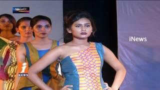 Fashion Nova 2017 attract Fashion Lovers at  NIFT   Hyderabad   Metro Colors   iNews