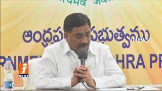 Govt Houses For Poor People Construction To be Completed by 2018| Kalava Srinivasulu | iNews