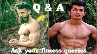 Does MASTURBATION cause MUSCLE LOSS, VIRAT KOHLI Workout ,  Increase HEIGHT | Q&A with Yash Sharma