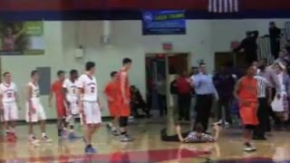 High School Coach Apparently Head-Butts Ref