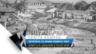 Cerita Kompas - Ekspedisi Ciliwung (Sabtu 9 Januari 2016)