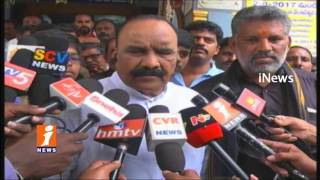 Home Minister Naini Narsimha Reddy Visits Tirumala | iNews