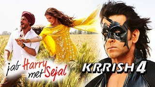 Jab Harry Met Sejal 3 NEW Records, Shahrukh's DWARF To Clash With Krrish 4