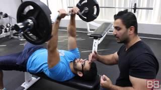 One ARM exercise that we all do WRONG !!SKULL CRUSHERS!! (Hindi/Punjabi)
