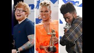 MTV Video Music Awards 2017- The winners take it all | ETPanache