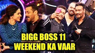 Deepika To PERFORM On Ghoomar On Salman's Bigg Boss 11, Golmaal Again Success Party On Bigg Boss 11