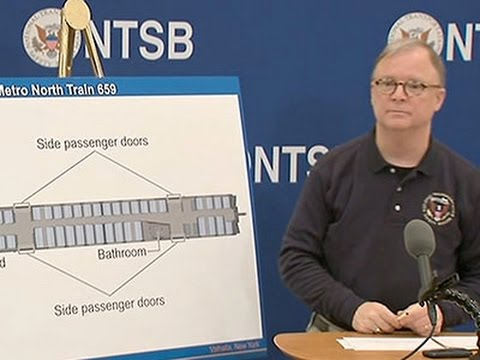 NTSB Investigating Third Rail in NY Train Crash News Video
