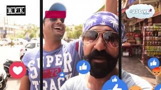Sare Passe Lamba Lamba Hoye Payi Hai | #JSLive2 | Punjabi Funny Comedy Scenes 2017