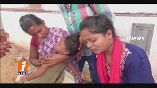 5 Years Old Girl Suspicious Death In Kamalapuram | Bhadradri kothagudem | iNews