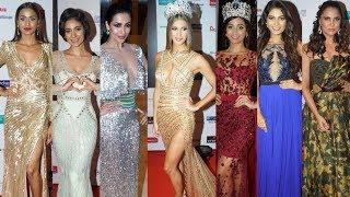 Star Studded Red Carpet Of Miss Diva Grand Finale | Malaika, Rajkummar Rao & Lara Dutta