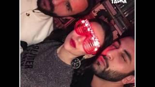 Kareena & Saif celebrated New Year with Kapoor cousins