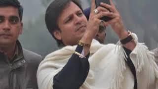 Bollywood actor Vivek Oberoi visits Taj Mahal at new year 2018